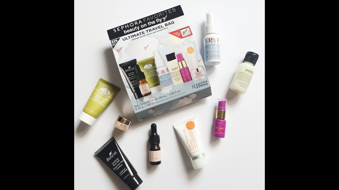 Sephora Favorites | Beauty on the Fly