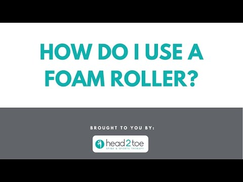 How to Use a Foam Roller With Brittney Doran, ATC/L, ART
