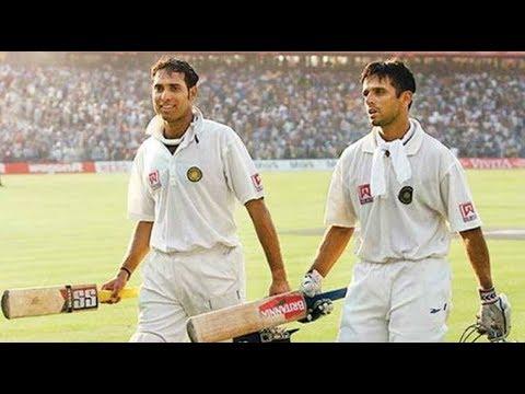 INDIA VS AUSTRALIA 2001 KOLKATA HIGHLIGHTS  INDIA'S historic
