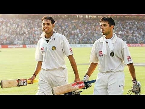 INDIA VS AUSTRALIA 2001 KOLKATA HIGHLIGHTS  INDIA'S Historic TEST MATCH WIN After Followon
