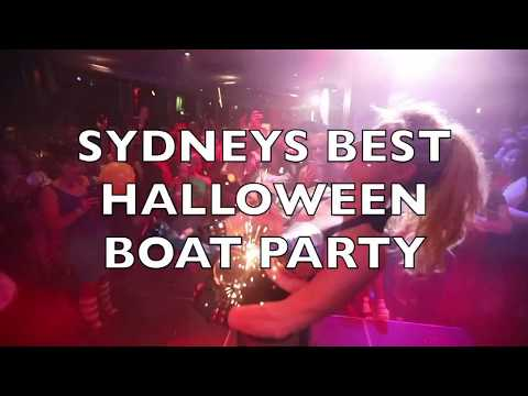 Sydney Halloween Harbour Cruise : Magique Halloween Circus