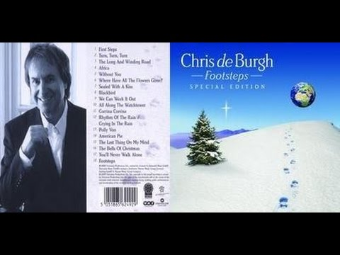 Chris de Burgh - Footsteps - Special Edition 2009