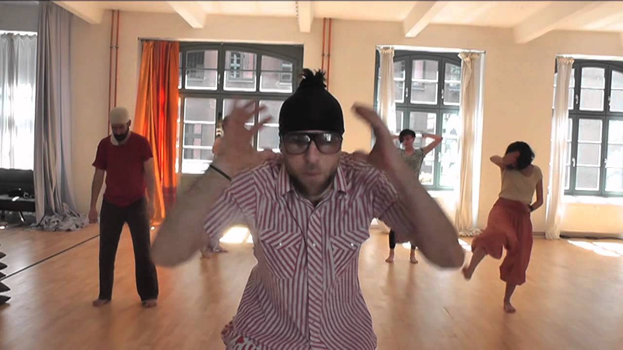 OSHO DYNAMIC MEDITATION by Big Stu - YouTube