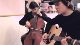 A Life, A Song, A Cigarette - Desert Spoon Blues | subtext.at Acoustic Session