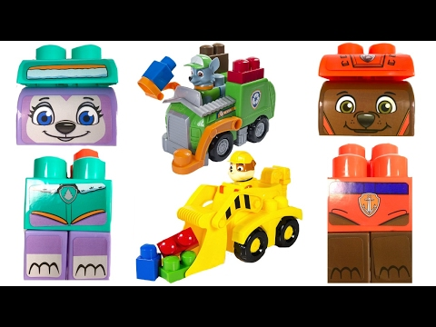 Thumbnail: Best Learning Colors Video for Children - Paw Patrol Ionix Building Everest Zuma