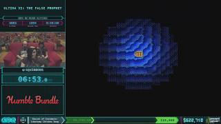 Ultima VI: The False Prophet by squibbons in 28:32 AGDQ 2018