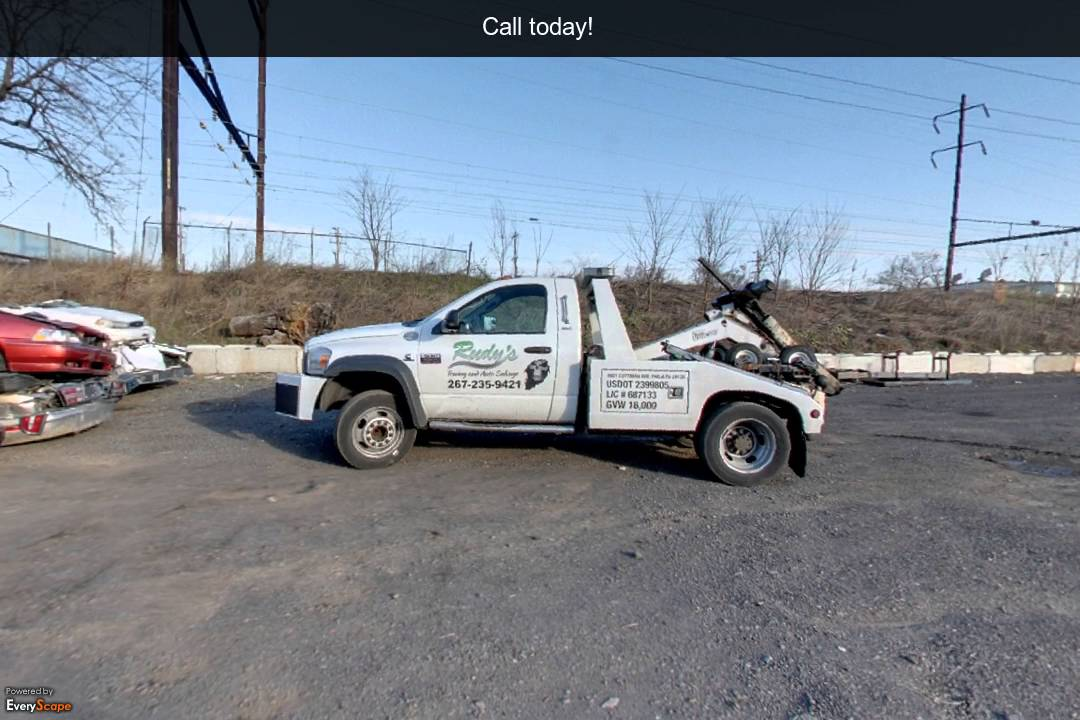 Rudy\'s Towing and Auto Salvage | Philadelphia, PA | Junk Car Service ...