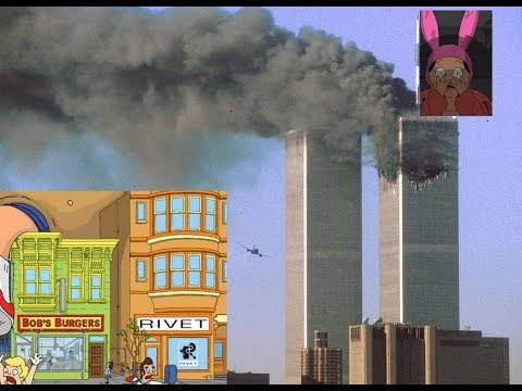 Conspiracy theories: What really happened on 9/11 and what up with Louise's bunny ears??