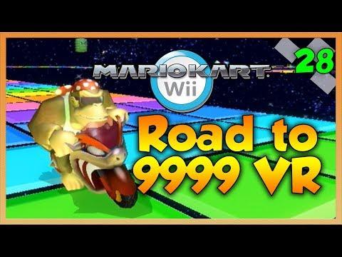Mario Kart Wii Custom Tracks - Road to 9999 VR Episode 28 - I DON'T WANNA GET REDDED!