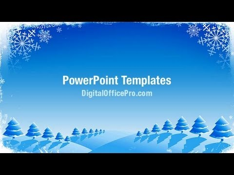 Christmas card powerpoint template backgrounds digitalofficepro christmas card powerpoint template backgrounds digitalofficepro 07154w toneelgroepblik Images