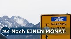 GRENZKONTROLLEN: Deutsch-österreichische Grenze soll ab 15. Juni wieder geöffnet werden