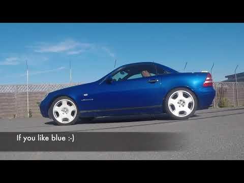 Mercedes Benz SLK 230 Kompressor Review