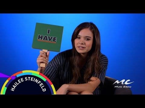 Music Choice Games: Hailee Steinfeld - Never Have I Ever