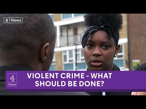 London Violent Crime: How Do We Stop The Killing?