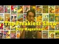 "The Freakiest Show #10 ""Pulp Magazines"""
