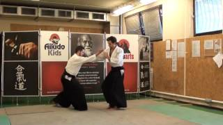 munadori iriminage [TUTORIAL] Aikido basic technique