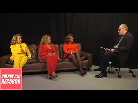 The Three Degrees - New Album 'Strategy' - Interview by David Nathan