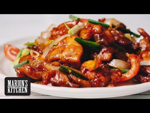 Sweet & Sour Chicken - Marion's Kitchen