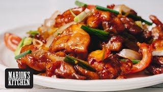 Sweet Sour Chicken Marion S Kitchen Youtube