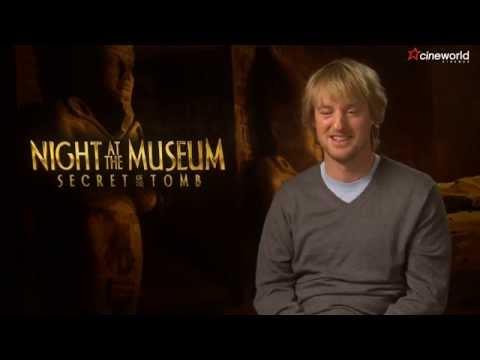Cineworld exclusive interview: Owen Wilson on playing miniature cowboy Jedediah