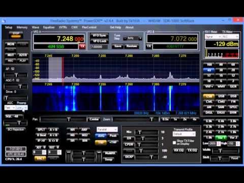 New SDR Radio! - YouTube