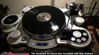 TechDAS Air Force One Turntable