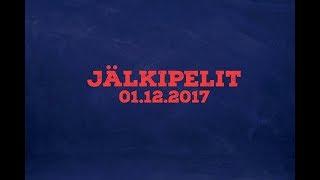 Jälkipelit 01.12.2017 - Juho Mäkelä & Aki Kangasmäki