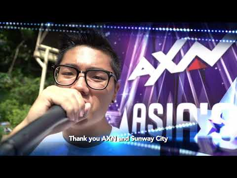Asia's Got Talent Post Open Audition at Sunway City
