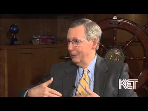 Senator Mitch McConnell | One to One | 2012 | KET