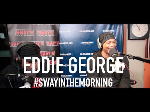 Eddie George Speaks Transitioning from Football to Broadway & Names Top 3 Philly Rappers of All-Time