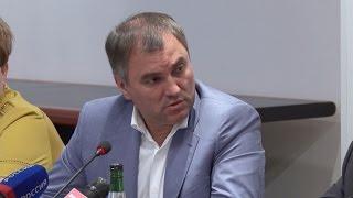 В Волгограде Вячеслав Володин ответил на вопрос о своем политическом будущем
