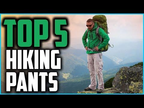 top-5-best-hiking-pants-for-men-in-2020