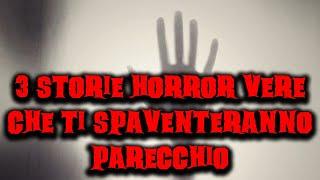 3 storie horror vere che ti spaventeranno parecchio