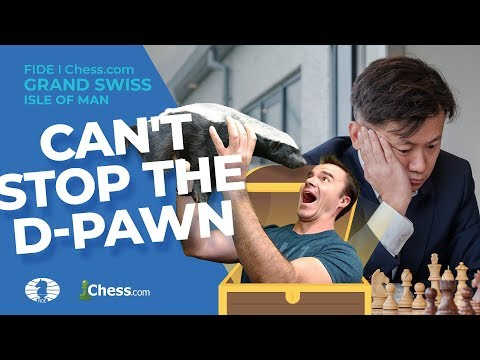 Black Has A Serious Pawn Problem: Zhang Wins A Complicated Game At The FIDE Chess.com Grand Swiss