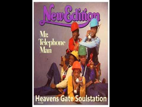 New Edition Mr Telephone Man Hq Sound Youtube