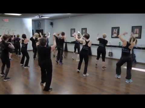 Wobble, Zumba dance, ZEST Studio Fitness
