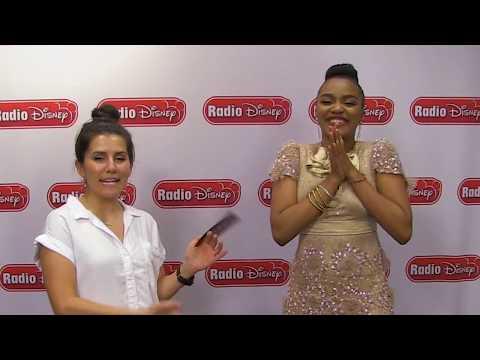 "China Anne McClain ""What's My Name"" Game - Descendants 2 | Radio Disney"