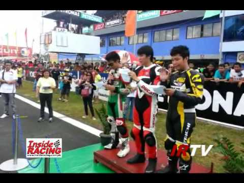 2013 Petronas Phil Motorsports Championships Opening Ceremony