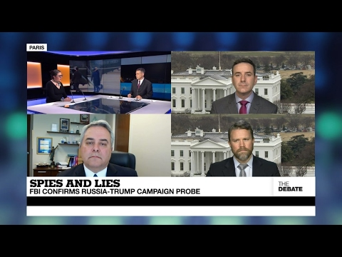 Spies and lies: FBI confirms Russia-Trump campaign probe (part 2)