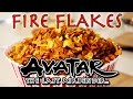 How to Make FIRE FLAKES from Avatar! Feast of Fiction S5 Ep7