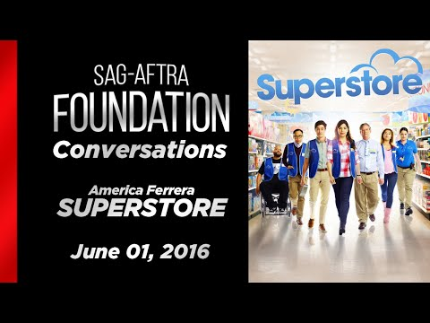 Conversations with America Ferrera of SUPERSTORE