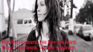 Alanis Morissette   You Learn + Lyrics