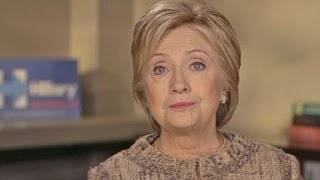 Hillary Clinton on Trump 'Crooked Hillary' Nickname 2017 Video