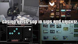 GTA Online Diamond Casino Heist Top 10 Tips And Tricks