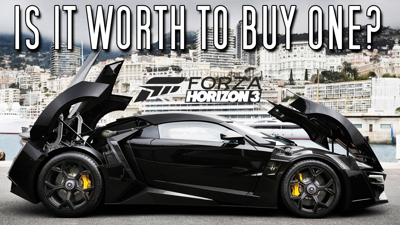 Lykan Hyper Sport >> Is the W Motors Lykan Hypersport really worth it's price? - YouTube