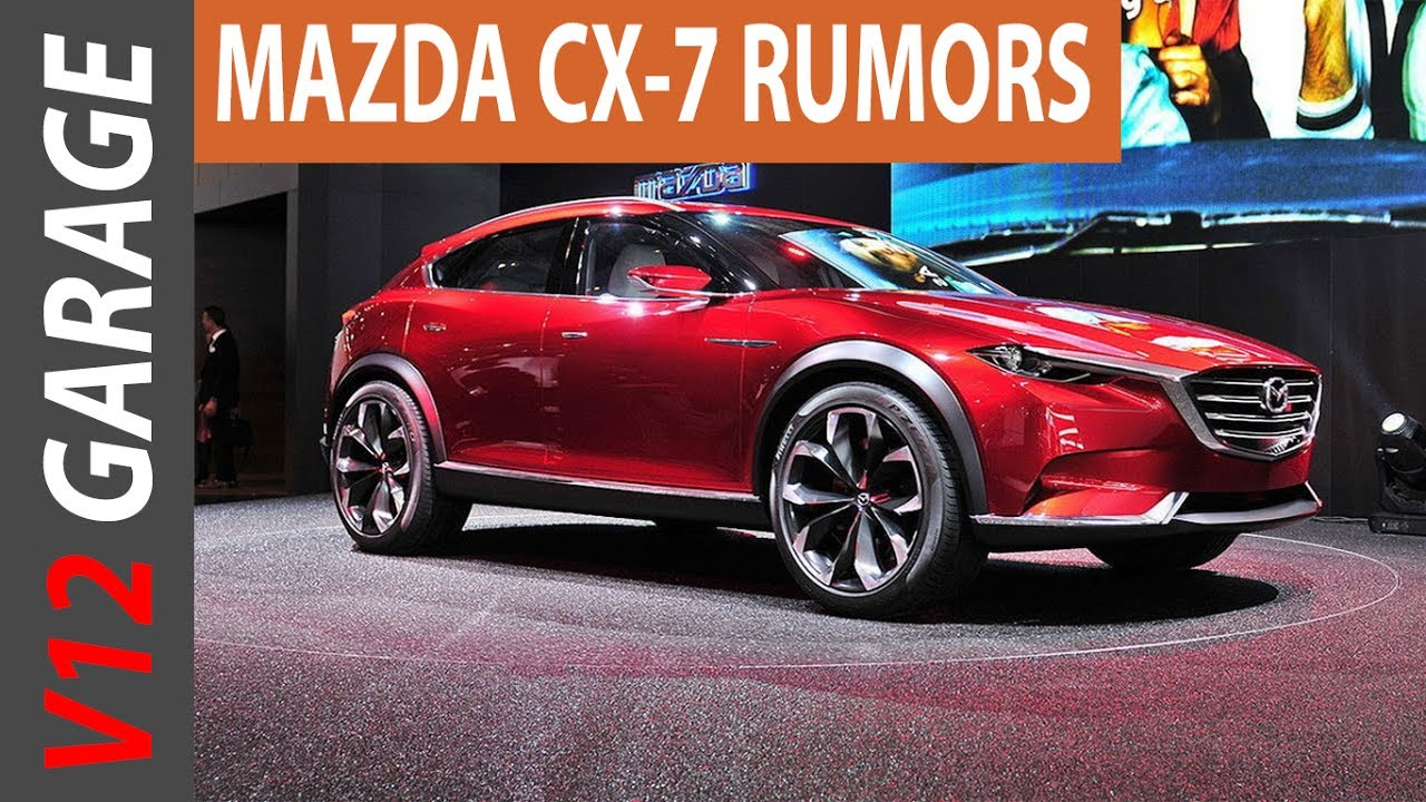 2018 Mazda Cx 7 Rumors And Release Date