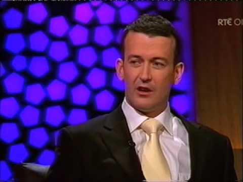 Donal Og Cusack on Late Late Show P1 Cork Hurling HURL0090