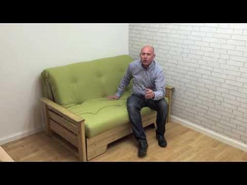 Kent Futon Sofa Bed Funky