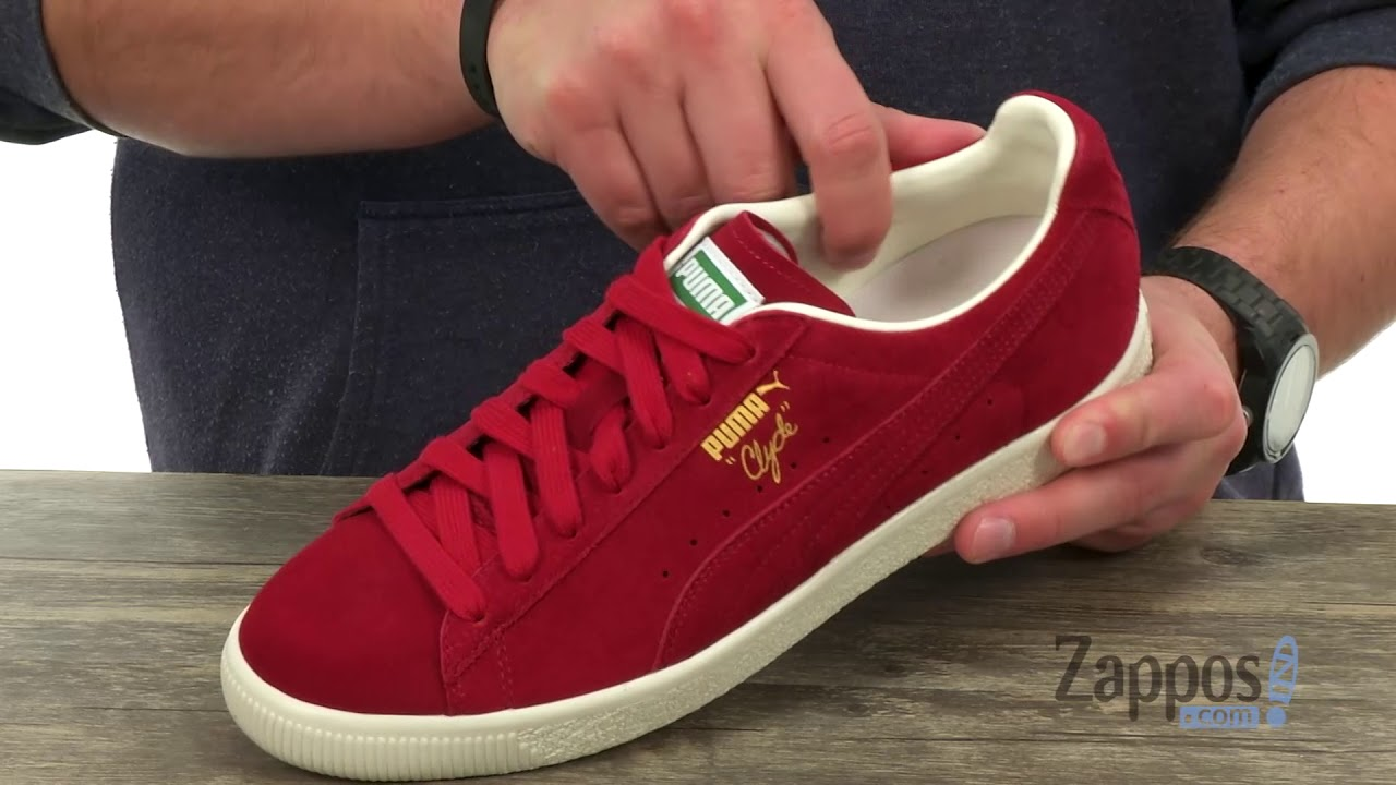 release date a2598 f98fc PUMA Clyde From The Archive SKU: 8991509