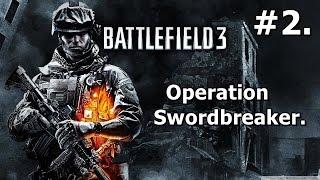 2. Battlefield 3: Walkthrough (PC) - Operation Swordbreaker [HD 1080p]
